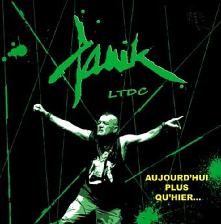 """PANIK LTDC""""Aujourd'hui plus qu'hier...""""LP"""