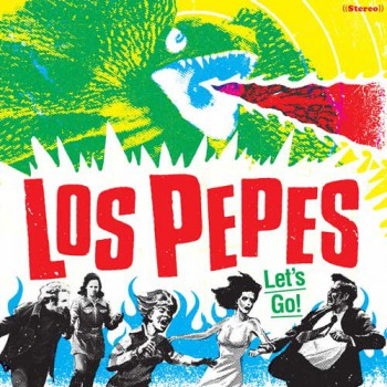 Los Pepes - Let´s Go LP