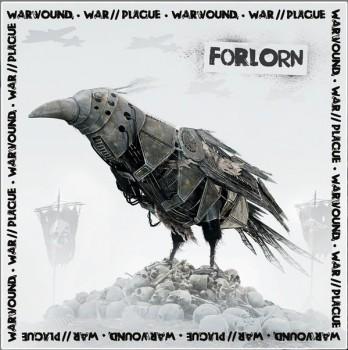 Warwound/War//Plague Forlorn Split EP
