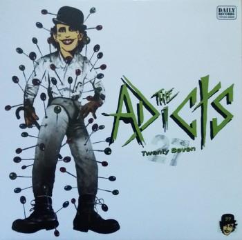 The Adicts Twenty Seven LP