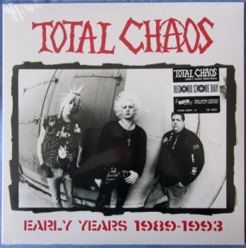 Total Chaos ‎– Early Years 1989-1993 LP