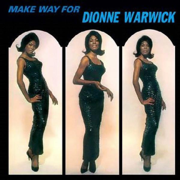 Dionne Warwick – Make Way For Dionne Warwick LP