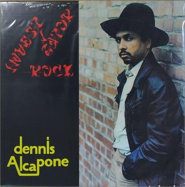 Dennis Alcapone - Investigator Rock LP