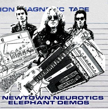 NEWTOWN NEUROTICS - Elephant Demos - LP