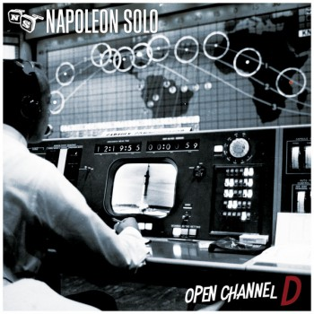 NAPOLEON SOLO OPEN CHANNEL D LP