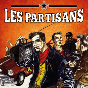 Les Partisans – Les Partisans LP