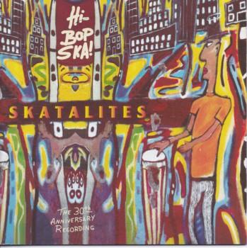 The Skatalites - Hi-Bop Ska DoLP