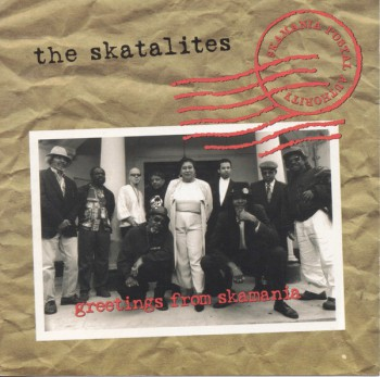 The Skatalites ‎– Greetings From Skamania LP