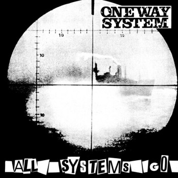 One Way System ‎– All Systems Go LP