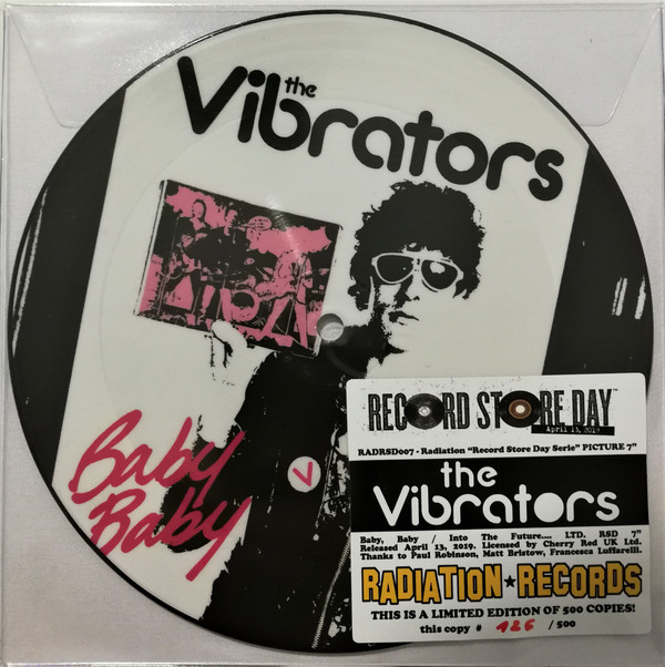 The Vibrators – Baby, Baby PIC 7