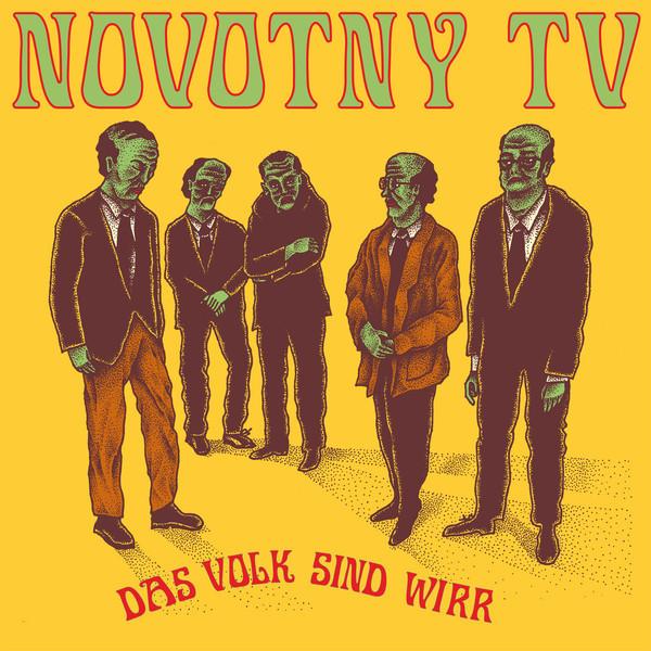 Novotny TV – Das Volk Sind Wirr LP