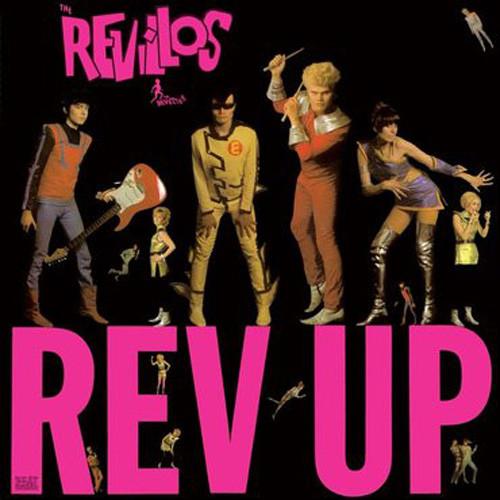 REVILLOS - REV UP LP