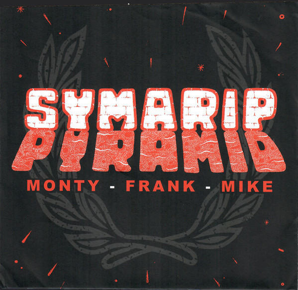 Symarip Pyramid ‎– Skinting / War On Mars 7