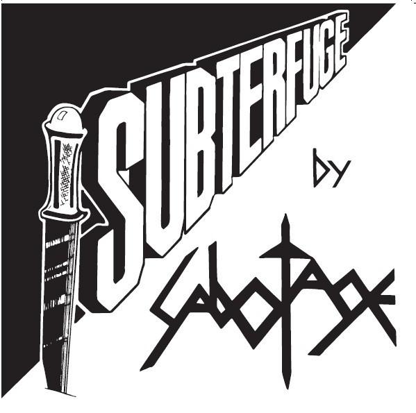 Sabotage – Subterfuge EP