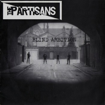 THE PARTISANS BLIND AMBITION EP VINYL BLACK