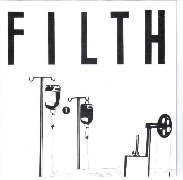 FILTH DON`T HIDE YOUR HATE EP