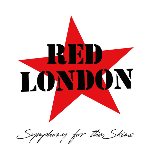 RED LONDON SYMPHONY FOR THE SKINS LP + CD