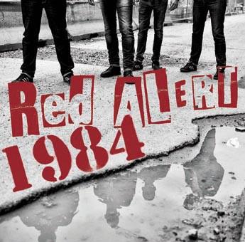 RED ALERT/1984 Split 10