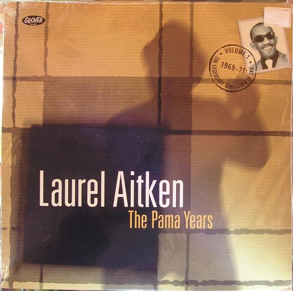 Aitken, Laurel 'The Pama Years' LP