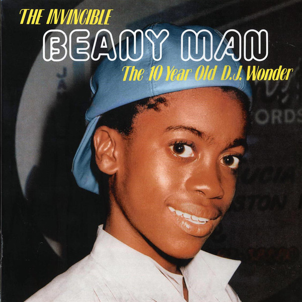 Beany Man (Beenie Man) The Invincible Beany Man LP
