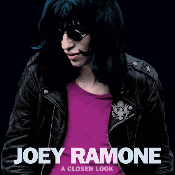 JOEY RAMONE A CLOSER LOOK LP