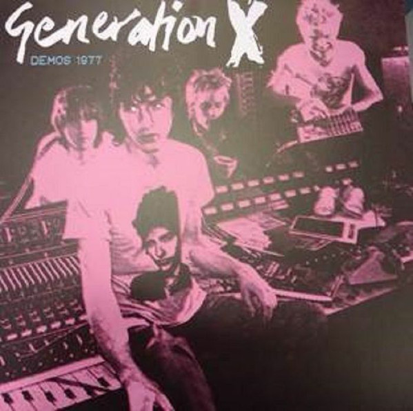Generation X  ‎– Demos 1977 LP