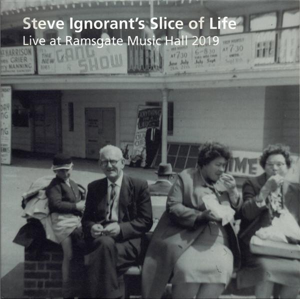 Steve Ignorant's Slice Of Life – Live At Ramsgate Music Hall 2019 LP