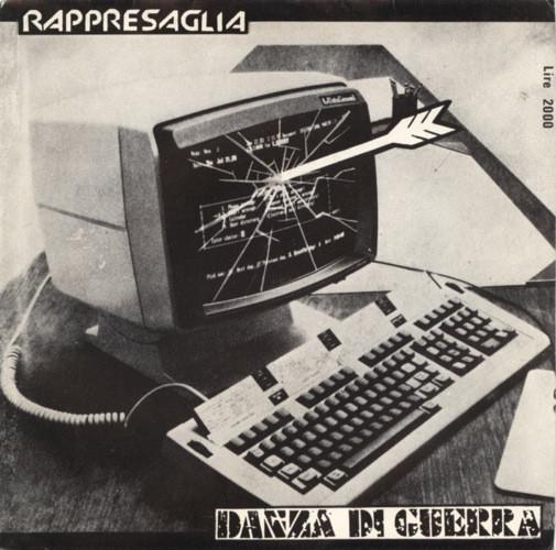 RAPPRESAGLIA - Danza Di Guerra - EP