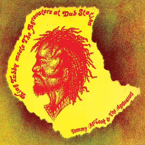 Tommy McCook & The Agrovators* - King Tubby Meets The Agrovators At Dub Station LP