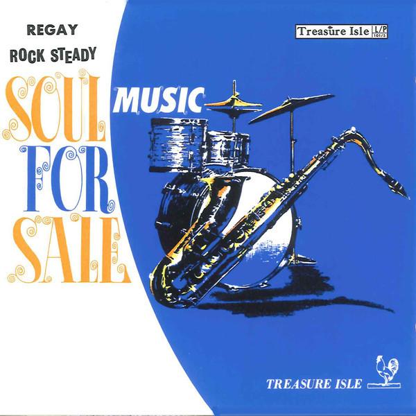 Various – Soul For Sale LP
