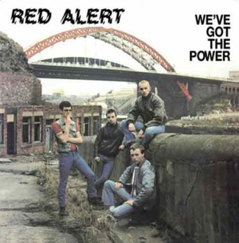 Red Alert – We've Got The Power LP