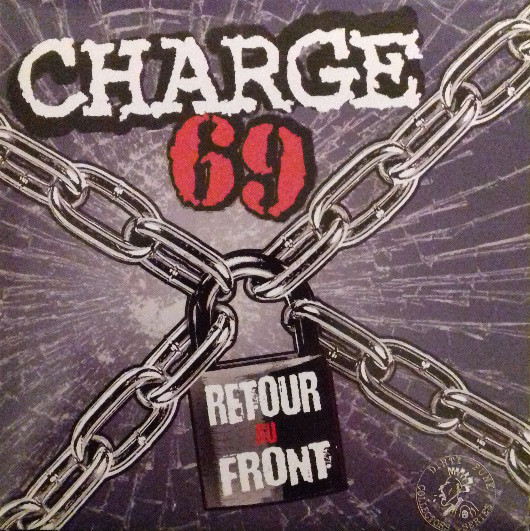 """CHARGE 69 """"Retour au front"""" EP"""