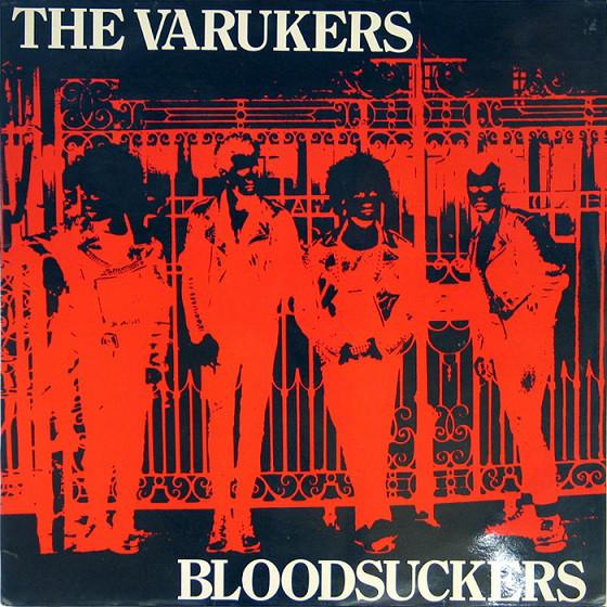 The Varukers – Bloodsuckers LP