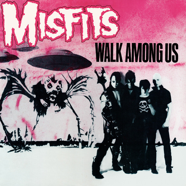 Misfits ‎– Walk Among Us LP