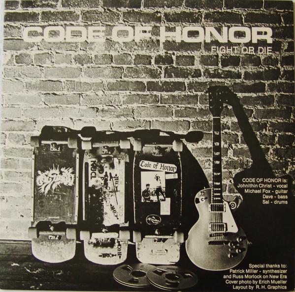Code Of Honor / Sick Pleasure Fight Or Die / Dolls Under Control LP