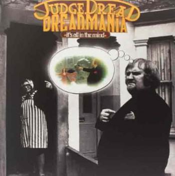 Judge Dread – Dreadmania - It's All In The Mind LP