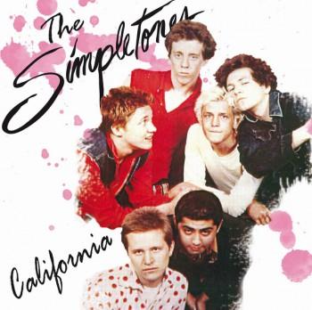 Simpletones – California LP