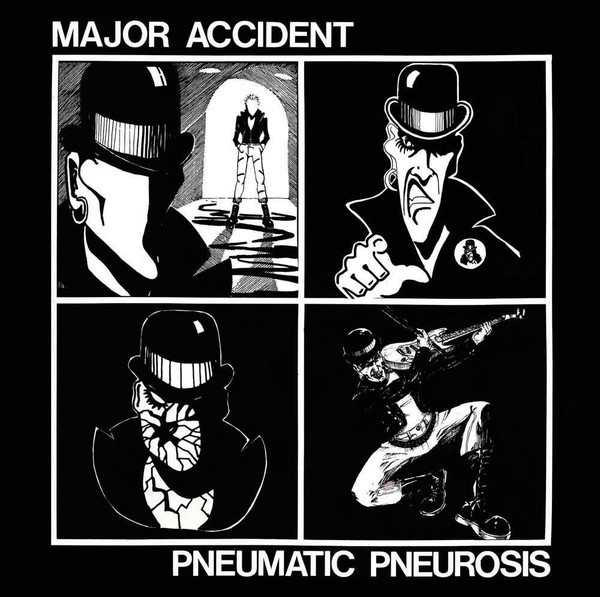 MAJOR ACCIDENT PNEUMATIC PNEUROSIS LP