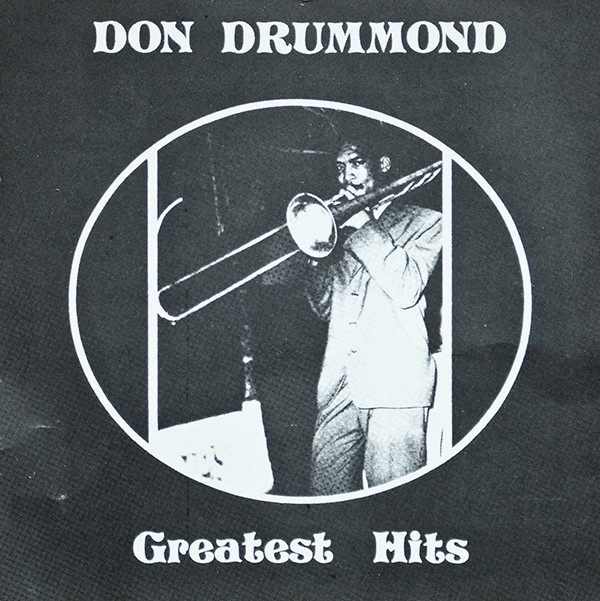 Don Drummond ‎– Greatest Hits LP
