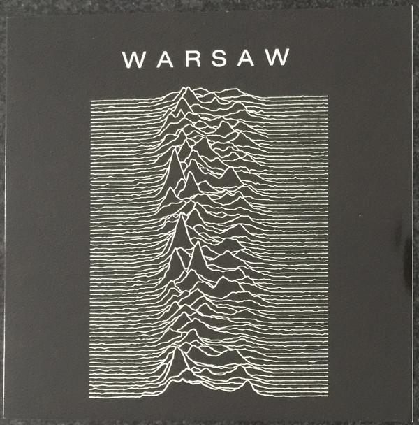 WARSAW same LP