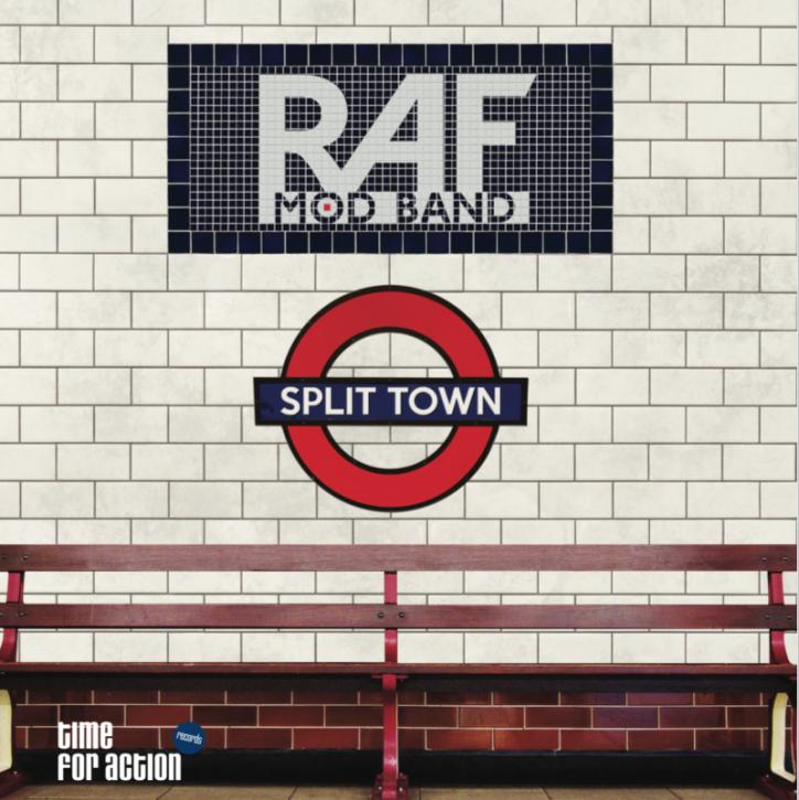 RAF SPLIT TOWN LP
