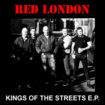 RED LONDON KINGS OF THE STREETS EP ROT