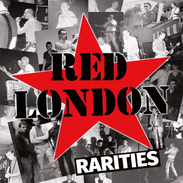 RED LONDON RARITIES CD