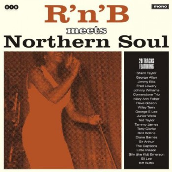 VA: R'n'B meets Northern Soul Vol 2 LP
