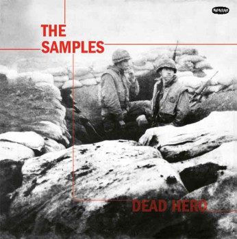 THE SAMPLES DEAD HERO EP VINYL SCHWARZ