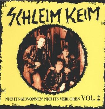 Schleim Keim – Nichts Gewonnen, Nichts Verloren Vol. 2 LP SCHLEIMKEIM