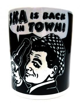 SKA IS BACK IN TOWN KAFFEEBECHER
