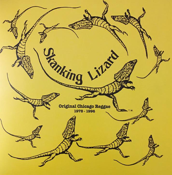 Skanking Lizard Original Chicago Reggae, 1978-1996 LP