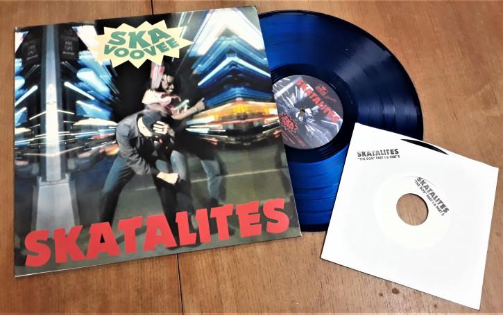 SKATALITES SKA VOOVEE LP + 7 (RSD 2020 release,blue wax)