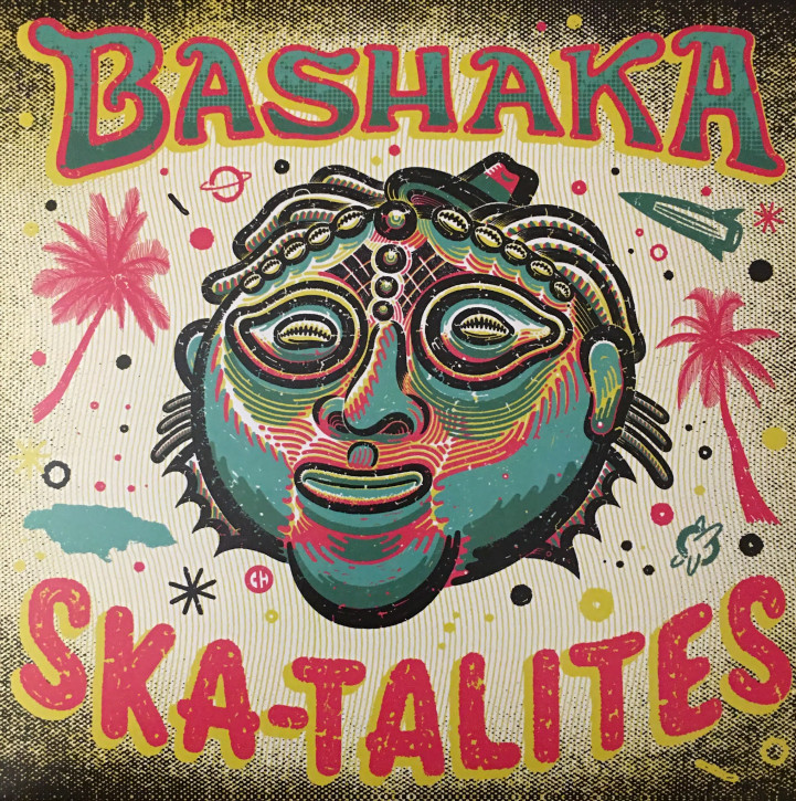 SKATALITES BASHAKA LP